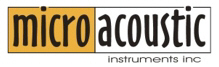 MicroAcoustic's corporate logo